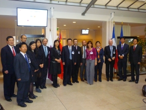 Colloque ENM - Photo de groupe